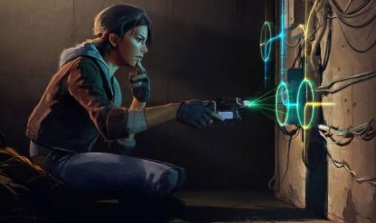 《半条命Alyx》IGN10分:仿佛是来自未来的游戏