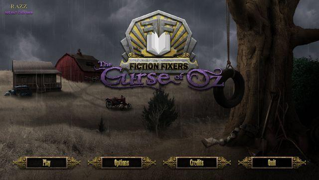 童话守护者:奥兹王国的诅咒(Fiction Fixers 2: The Curse of OZ)下载