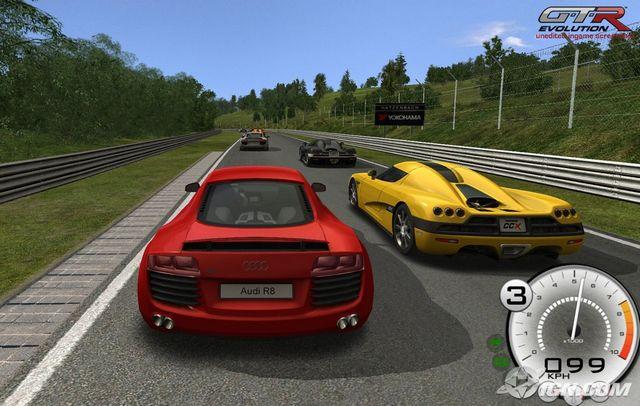 GTR进化(GTR Evolution)下载
