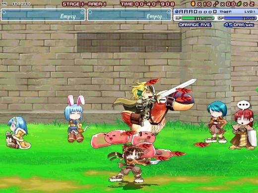 仙境传说DS 中文版下载