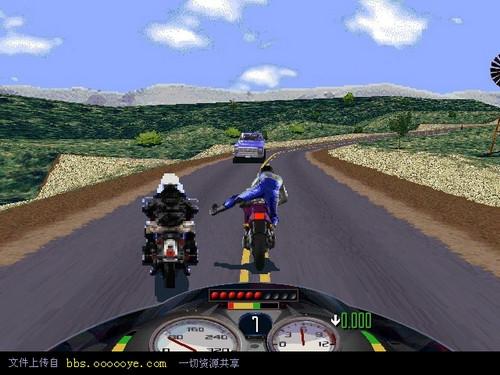 暴力摩托2008 中文版下载