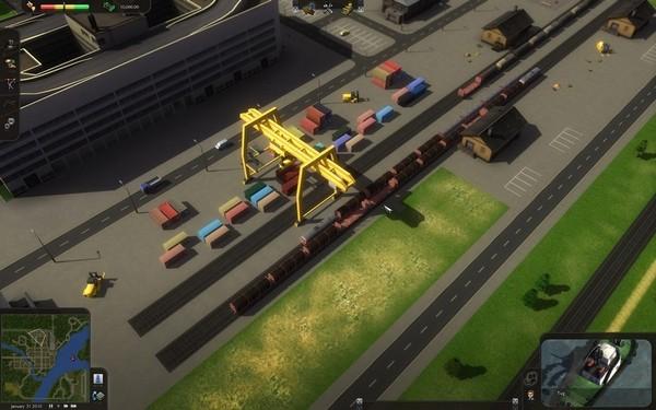 都市运输下载