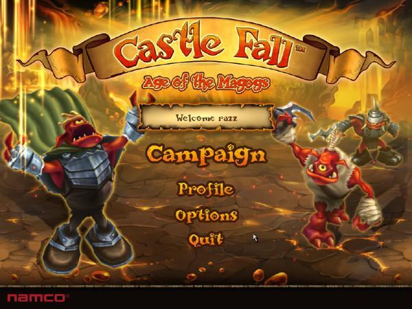 城堡沦陷:投火怪的时代下载