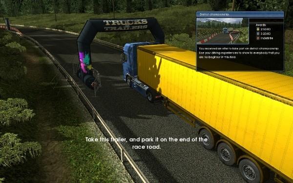 卡车技能大赛下载