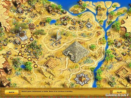 埃及:五神的秘密下载