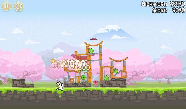 愤怒的小鸟大炮冒险 中文版下载