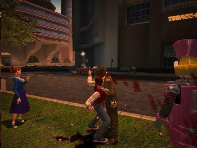 僵尸斯塔布斯(Stubbs The Zombie: Rebel Without a Pulse)下载