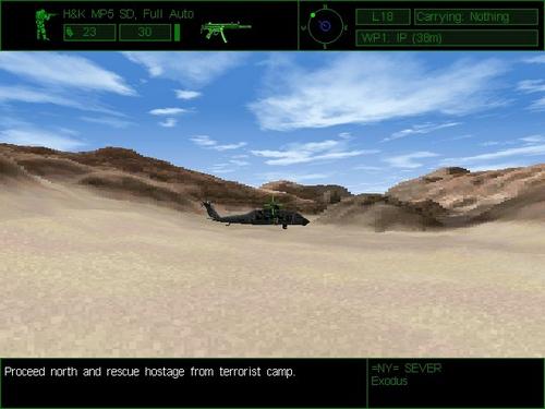 三角洲部队1(Delta Force)下载
