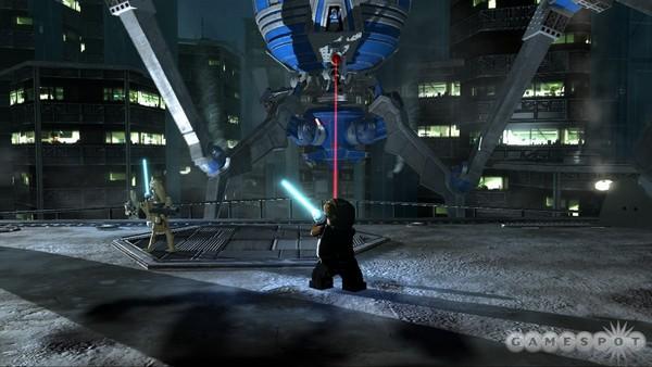 乐高星球大战3:克隆战争简体中文版(LEGO Star Wars III: The Clone Wars)下载