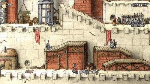 骑士勇闯摩天城堡下载