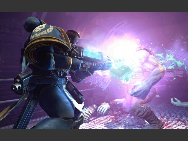 战锤40K:星际战士(Warhammer 40000:Space Marine)下载