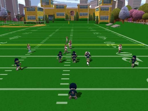 后院美式足球2008(Backyard Football 2008)下载