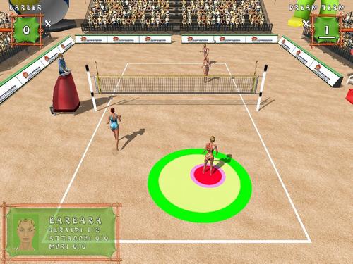 美女沙滩排球(Beach Volley Hot Sports)下载