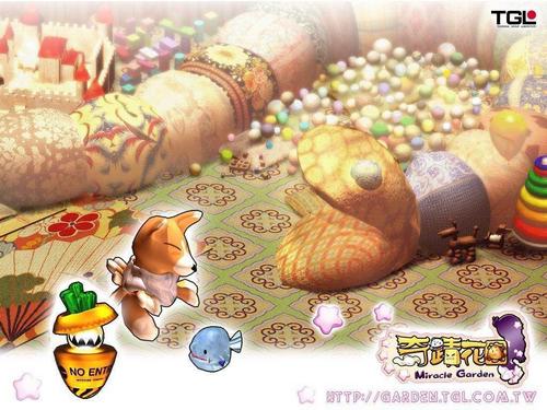奇迹花园 中文版下载