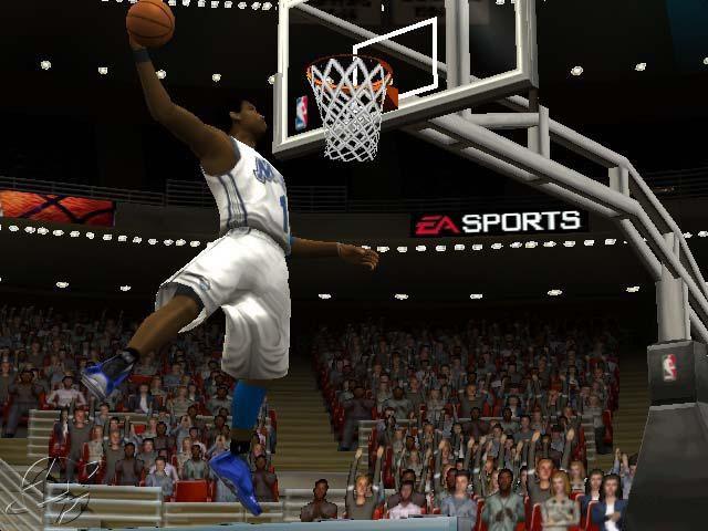 美国职业篮球2004(NBA Live 2004)下载