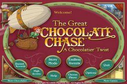 巧克力商店