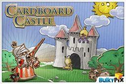 硬纸板城堡