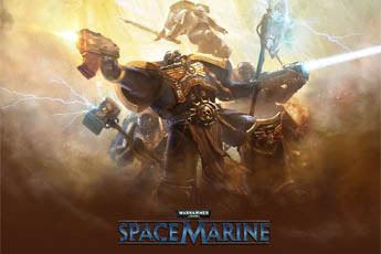 战锤40K:星际战士(Warhammer 40000:Space Marine)
