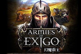 幻魔霸主简体中文版(Armies Of Exigo)