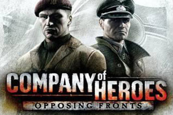 英雄连:抵抗前线繁体中文版(Company Of Heroes - Opposing Fronts)