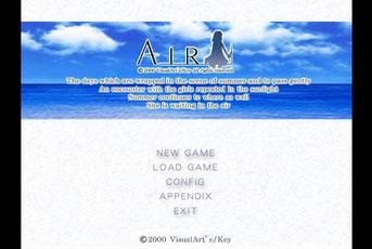 鸟之诗简体中文版(Air