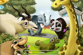 自然动物园
