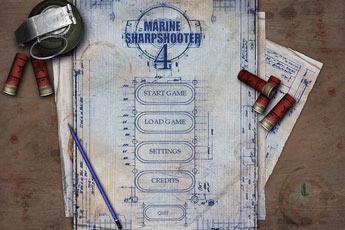 特种神枪手4(Marine Sharpshooter 4gam)