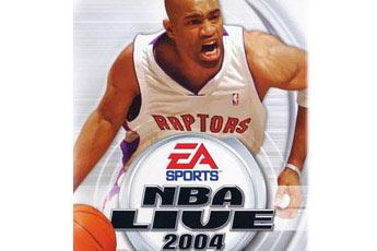 美国职业篮球2004(NBA