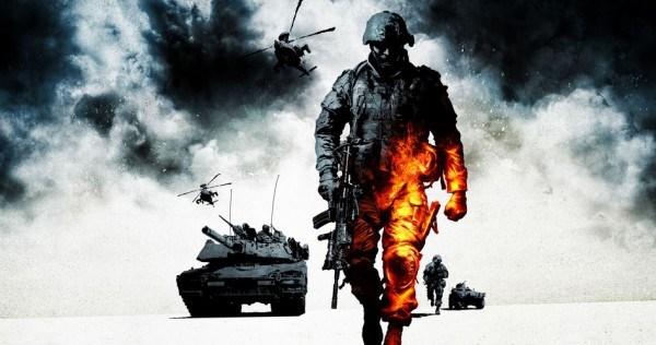 外媒评最佳FPS游戏TOP50《战地:叛逆连队2》第一
