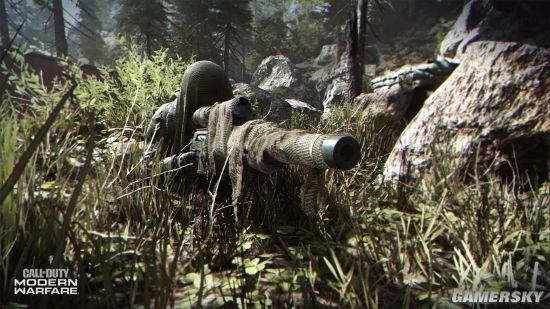 《COD16》更多细节:换弹动作会随剩余子弹变化