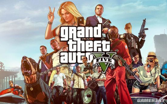 6月全球游戏收入榜出炉 GTA5又上榜、彩六人气爆棚