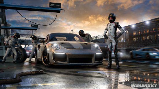 微软举办特殊奥运活动 展开《极限竞速7》线上竞赛
