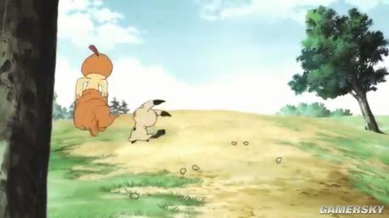 """《宝可梦》复古动画 人气角色上演一出""""猫和老鼠"""""""
