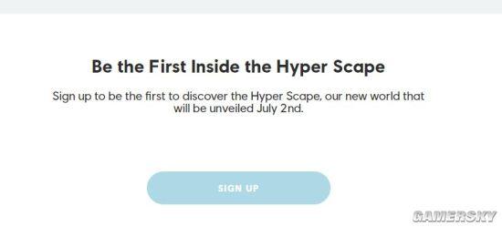 育碧吃鸡新作《Hyper Scape》概念图 7月2日公布