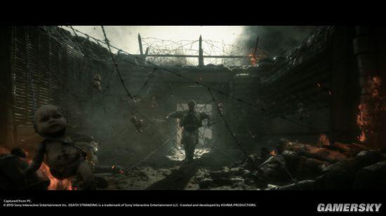 PC《死亡搁浅》不提供Mod工具包 服务器与PS4独立