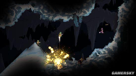 巫师Rogue游戏《Noita》正式版上线 Steam好评如潮