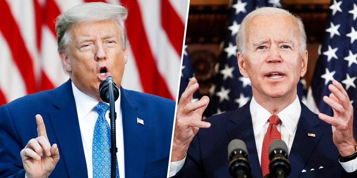 美国大选跌宕起伏一夜发生了什么?2020美国大选各州结果