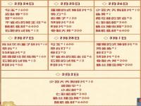 《阴阳师:妖怪屋》上线大年会活动 年会大奖奖品池曝光
