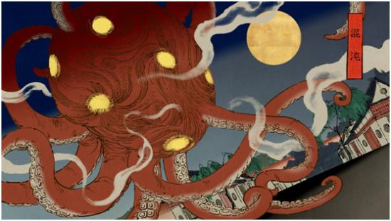 《第五件遗留物》2月9日登陆Steam 浮世绘风解谜冒险