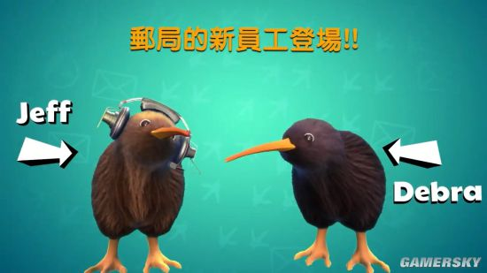 双人益智《关键奇异鸟》中文PV公布 今夏登主机平台