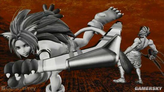 《侍魂晓》新角色3.16推出 宣布联动《罪恶装备》
