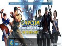 "Steam""卡普空""游戏特惠:鬼泣5、生化3RE等史低"