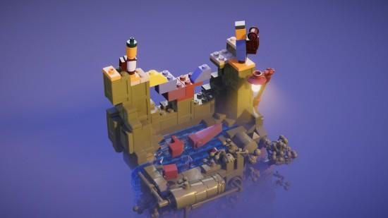 《乐高建造者之旅》上架Steam 积木解谜、支持中文