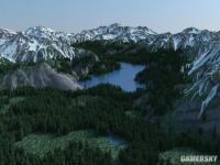 《我的世界》玩家造超现实地图 场景逼真堪称照片级