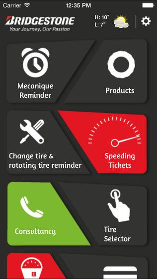 Bridgestone Lebanon软件截图0