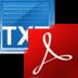 TXT转换成PDF转换器(FoxPDF TXT to PDF Converter)
