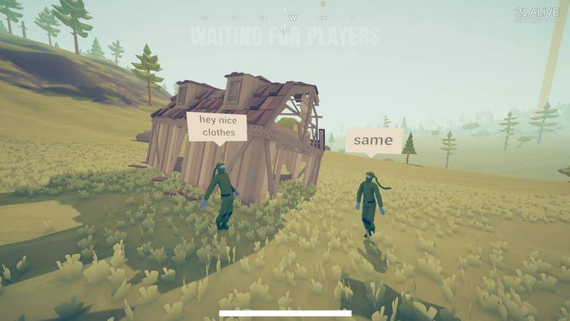 全面吃鸡模拟器(Totally Accurate Battlegrounds)下载