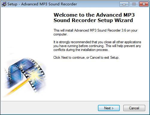 Advanced MP3 Sound Recorder下载