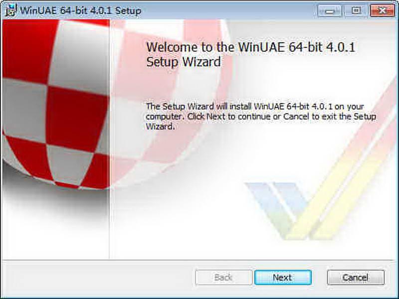 WinUAE模拟器 64位下载