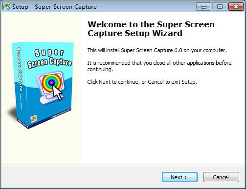 Super Screen Capture下载
